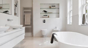 Simple Bathroom Design On A Budget
