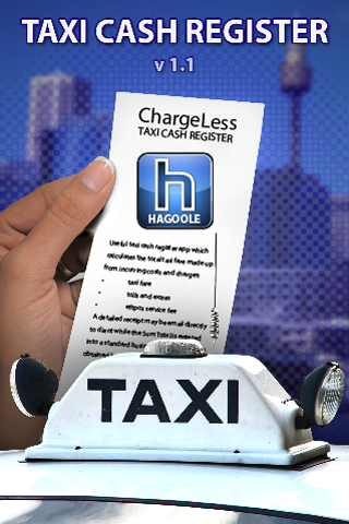 ChargeLess Taxi Cash Register